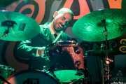 Antonio Torres Vega, baterista de The Excitemetns, Aste Nagusia - Algara Txosna, 2014