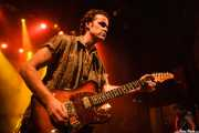 Jack Hines, guitarrista y cantante de The Black Lips
