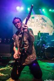 Jack Hines, guitarrista y cantante de The Black Lips