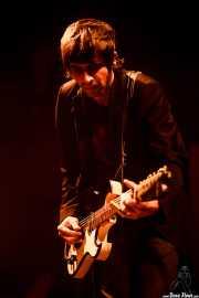 Pedro de Dios Barcelo, guitarrista y cantante de Guadalupe Plata (24/08/2014)