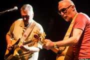 Brinsley Schwarz, -guitarrista- y Graham Parker -cantante y guitarrista- (04/09/2014)