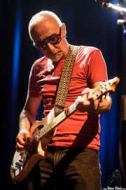 Graham Parker, cantante y guitarrista (04/09/2014)
