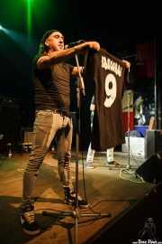 Mikel Bizar, cantante de Jare (05/09/2014)
