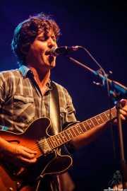 Txomin Guzmán, cantante y guitarrista de The Fakeband (06/09/2014)