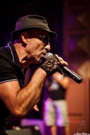 Francis Díez, cantante de Doctor Deseo (06/09/2014)