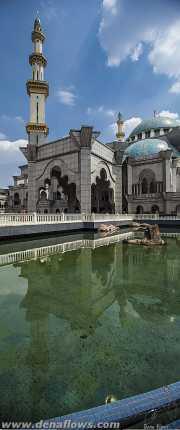 Masjid Wilayah Persekutuan / Federal Territory Mosque (2000)