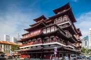 Buddha Tooth Relic Temple and Museum (14/09/2014)
