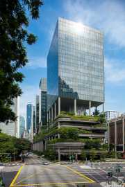 PARKROYAL on Pickering Hotel (WOHA architects, 2013) (14/09/2014)