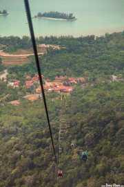 Teleférico en Oriental Village (19/09/2014)
