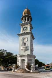 The Queen Victoria Memorial Clock Tower (22/09/2014)