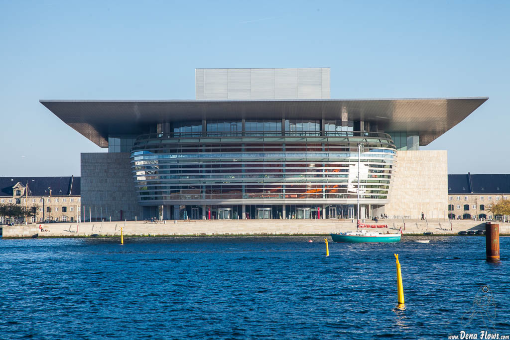 Ópera de Copenhague / Operahus København (Henning Larsen, 2005) (04/10/2014)