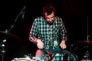 Jason Toth, baterista de The Handsome Family (09/10/2014)