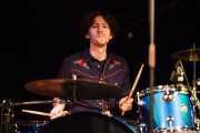 Davy Delafuente, baterista de Julien Elsie (11/10/2014)