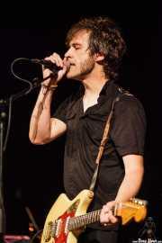 Julien Elsie, guitarrista y cantante (11/10/2014)