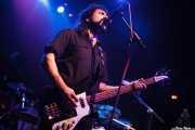 Urtzi Hammer, cantante y bajista de The Hammer Killers (17/10/2014)