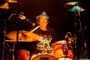 "J.P. ""Thunderbolt"" Patterson, baterista de The Dictators NYC (17/10/2014)"