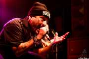 "Richard ""Handsome Dick"" Manitoba, cantante de The Dictators NYC (18/10/2014)"