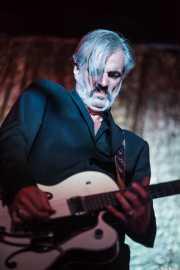 Ruben Block, cantante y guitarrista de Triggerfinger (24/10/2014)