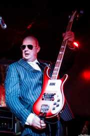 Monsieur Paul, bajista de Triggerfinger (24/10/2014)