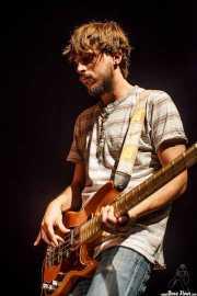Sergio Gil, bajista de Yellow Big Machine (25/10/2014)