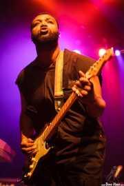 Grego Simmons, guitarrista de The Coup, Kafe Antzokia. 2014