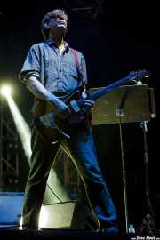 Thurston Moore, guitarrista y cantante, Bilbao Exhibition Centre (BEC). 2014