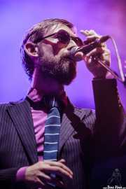 Neil Hannon, cantante y guitarrista de The Divine Comedy (Bilbao Exhibition Centre (BEC), Barakaldo, 2014)