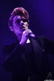 Eleanor Jackson, cantnate de La Roux, Bilbao Exhibition Centre (BEC). 2014