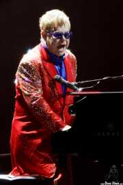 Elton John, cantante y pianista, Bilbao Exhibition Centre (BEC). 2014