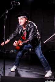 Sylvain Sylvain, cantante y guitarrista, La Ribera. 2014