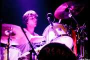 "Iñigo Charcán ""Kan el vinagres"", baterista de Ready Aim Fire, Sala Stage Live (Back&Stage). 2014"