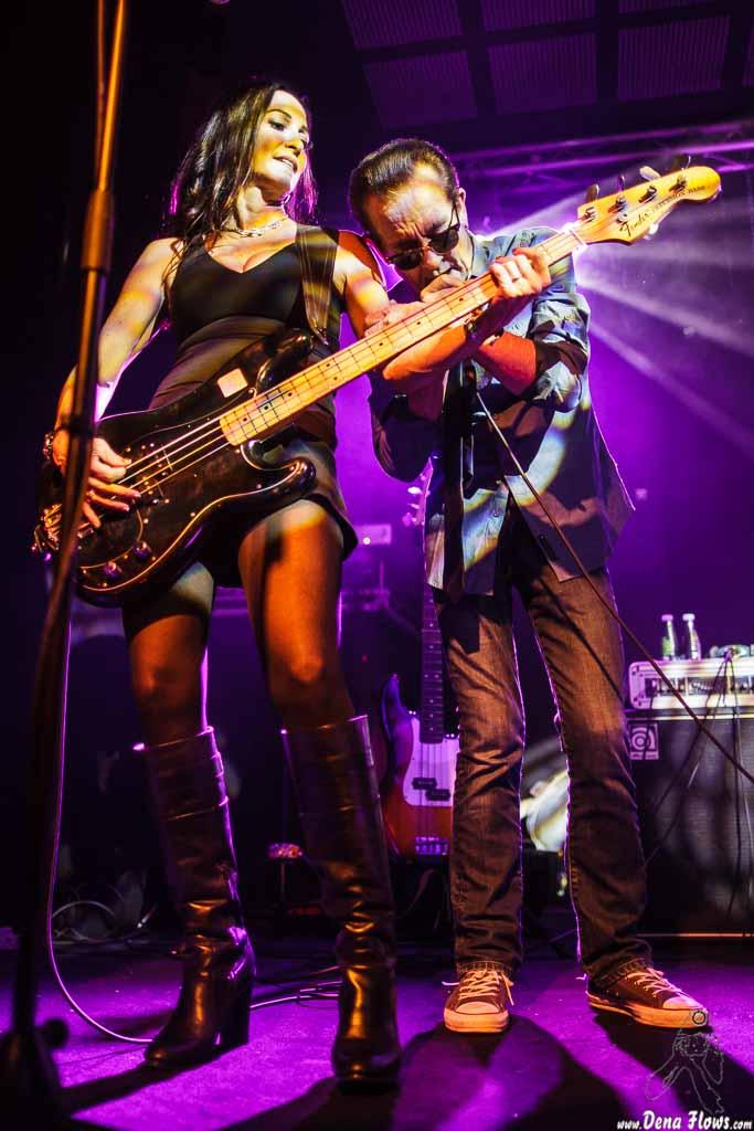 Graham Bonnet. Galería de fotos de conciertos por Dena FLows