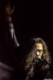 Conrado Pesinato, guitarrista de Graham Bonnet, Sala Stage Live (Back&Stage). 2014