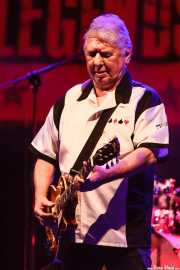 Mick Ralphs, guitarrista de Mick Ralphs Blues Band, Sala BBK. 2014