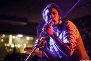 Rajinder Kumar, cantante de The Drip Dry Man & The Beat Revolver, Satélite T. 2014