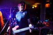 Luc Waegeman, bajista de The Drip Dry Man & The Beat Revolver, Satélite T. 2014