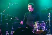 Alexandre Fuggets, baterista, baterista de The Gentlemen's Agreements, Purple Weekend Festival. 2014