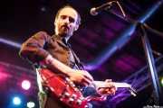 Pedro Granell, guitarrista y cantante de Los Eskizos, Purple Weekend Festival. 2014