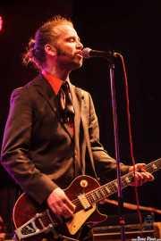 Antonio Astray, guitarrista y cantante de Los Eskizos, Purple Weekend Festival. 2014