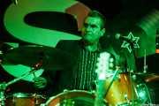 Bobby Trimble, baterista de The Ugly Beats, Purple Weekend Festival. 2014