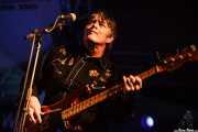 Tom Stevens, bajista de The Long Ryders, Purple Weekend Festival. 2014