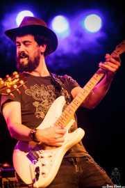 Dani H. Serrano, guitarrista y cantante de Bye Bye Lullaby, CAEM - Sala B. 2014