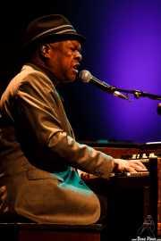 Booker T. Jones, organista, cantante y guitarrista, Sala BBK, Bilbao. 2015