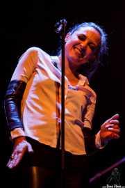 Leonor Watling, cantante de Marlango, Social Antzokia, Basauri. 2015