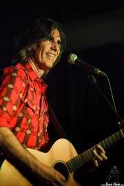 Walter Salas-Humara, cantante y guitarrista, La Ribera, Bilbao. 2015