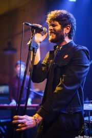 Char-Lee Mito, cantante de Los Plomos, Hika Ateneo, Bilbao. 2015