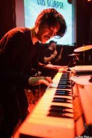 Thee ? Boy -teclado- y Charlie Stu -batería- de Los Glurps!!, Fuzz in the city 2015, Bilbao. 2015