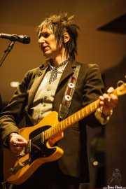 Kevin Junior, cantante y guitarrista, Bilbao. 2015