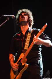 Pablo Pérez, guitarrista de Laredo, Kafe Antzokia, Bilbao. 2015