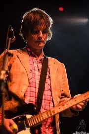 Kraig Jarret Johnson, guitarrista de The Jayhawks, Kafe Antzokia, Bilbao. 2015